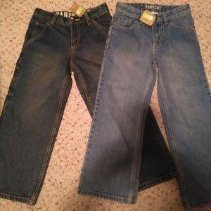 Crazy 8 Boys Jeans sz 6 NWT